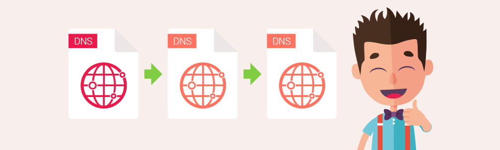 Powerful DNS Templates for your domain name registrations