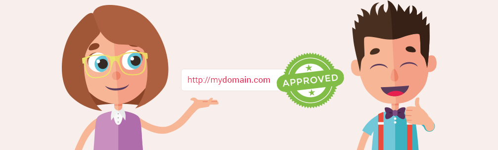 Easily approve domain transfers in bulk