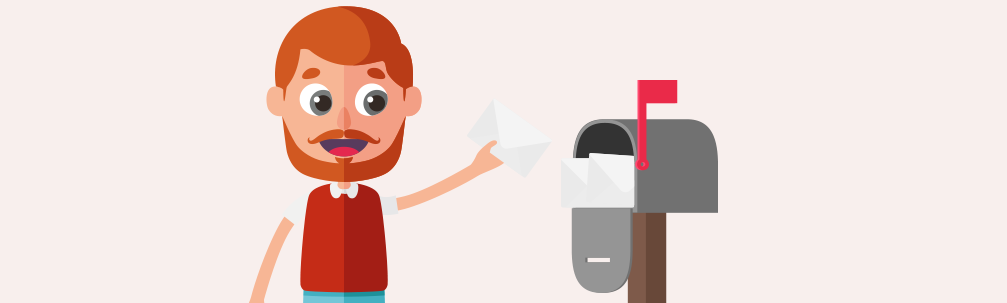 Voicemail mailboxes for call management via hosted VoIP