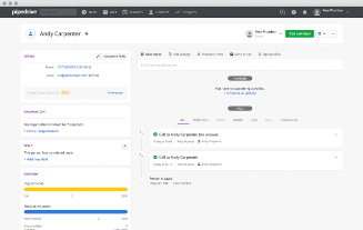 Pipedrive CRM integration